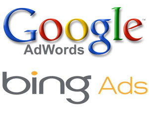 Google AdWords and Bing Ads